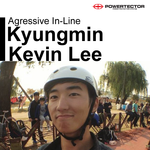 TEAM RIDER - Kyungmin Kevin Lee